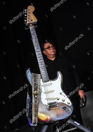 Tony Joe White Guitar