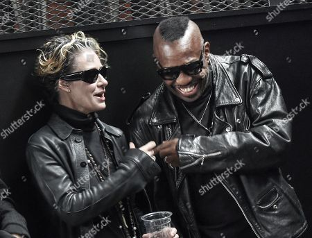 Singer/Songwriter Shelby Lynne and Drummer/Producer Steve Jordan