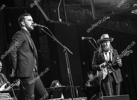 Editorial photo of Tony Joe White 'A Celebration Of Life 1943 - 2018' concert, Nashville, USA - 31 Oct 2018