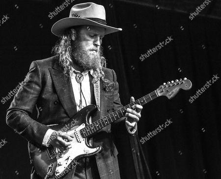 Editorial image of Tony Joe White 'A Celebration Of Life 1943 - 2018' concert, Nashville, USA - 31 Oct 2018