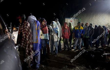 Editorial image of The Missing Lost Migrants, Pamplona, Colombia - 31 Aug 2018
