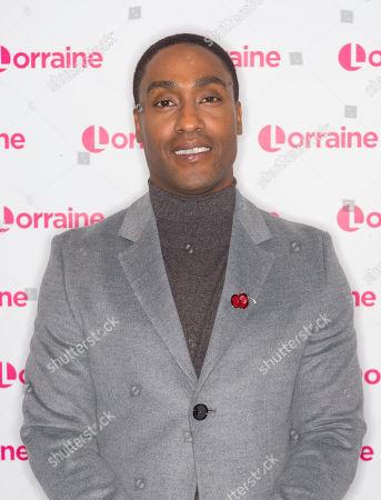 Editorial photo of 'Lorraine' TV show, London, UK - 01 Nov 2018