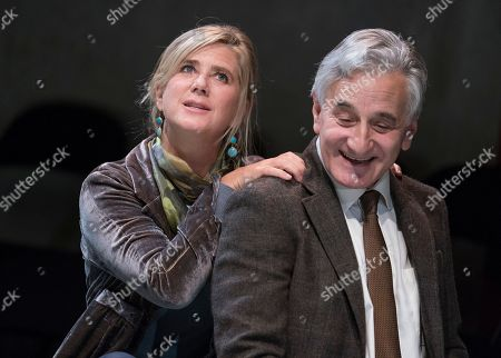Editorial image of 'Honour' Play performed at The Park Theatre, London, UK, 29 Oct 2018