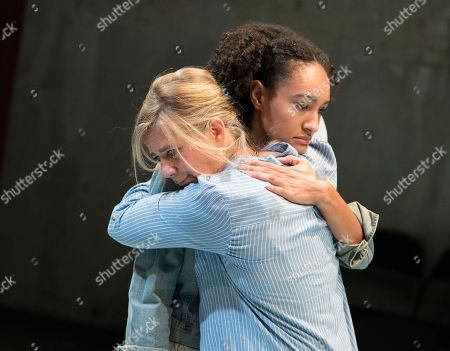 Editorial photo of 'Honour' Play performed at The Park Theatre, London, UK, 29 Oct 2018