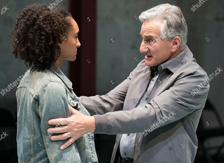 Editorial picture of 'Honour' Play performed at The Park Theatre, London, UK, 29 Oct 2018