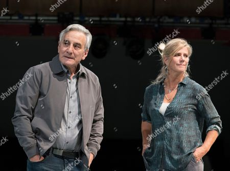Stock Picture of Henry Goodman as George, Imogen Stubbs as Honour