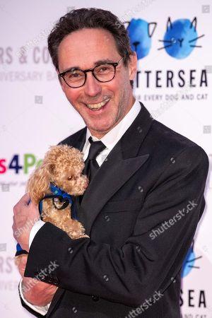 Editorial image of Collars and Coats Gala Ball, London, UK - 01 Nov 2018