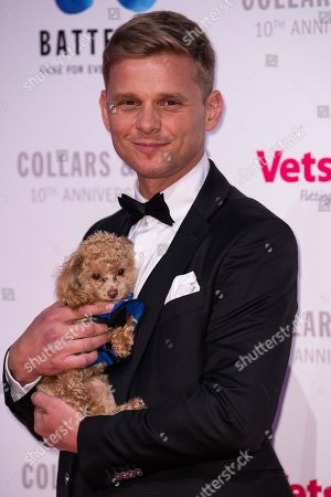 Stock Image of Jeff Brazier