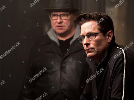 Tony Fitzpatrick as Jack Birdbath, Chris Conrad as Dennis McClaren