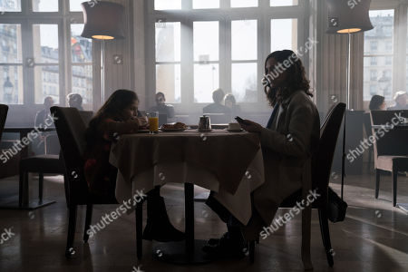 Jolie Olympia Choko as Myna Albans, Kathleen Munroe as Alice Tavner