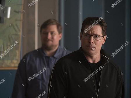 Michael Chernus as Edward Tavner, Chris Conrad as Dennis McClaren