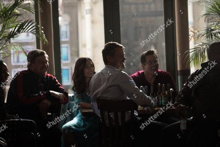 Michael Chernus as Edward Tavner, Kathleen Munroe as Alice Tavner, Gil Bellows as Lawrence Lacroix, Chris Conrad as Dennis McClaren