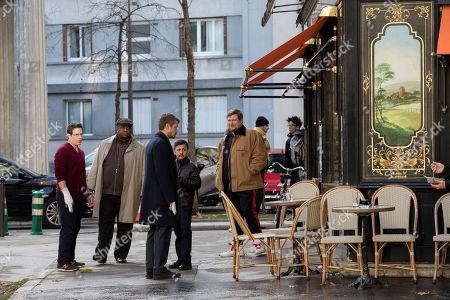 Chris Conrad as Dennis McClaren, Antoine McKay as Gregory Gordon, Michael Dorman as John Tavner, Michael Chernus as Edward Tavner