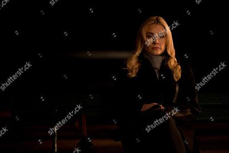 Stock Image of Aliette Opheim as Detective Agathe Albans