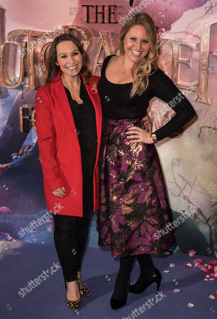 Editorial picture of 'The Nutcracker and the Four Realms' film premiere, London, UK - 01 Nov 2018