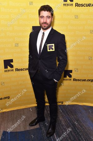 Editorial image of International Rescue Committee's Rescue Dinner, Arrivals, New York, USA - 01 Nov 2018
