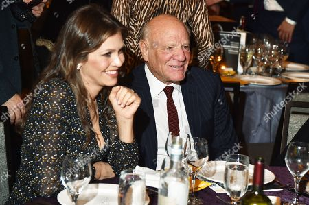 Dasha Zhukova, Barry Diller
