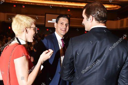 David Miliband, Guests