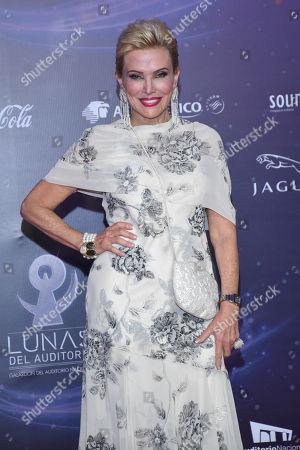Editorial photo of XVII Lunas of Auditorium Awards, Mexico City, Mexico - 01 Nov 2018