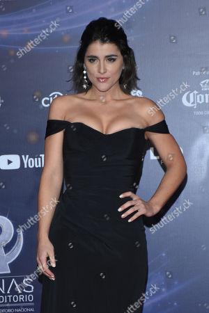 Stock Photo of Cassandra Sanchez-Navarro