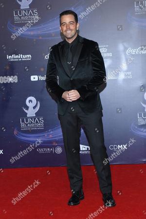 Editorial picture of XVII Lunas of Auditorium Awards, Mexico City, Mexico - 01 Nov 2018