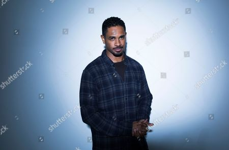 Damon Wayans Jr. poses for a portrait in New York
