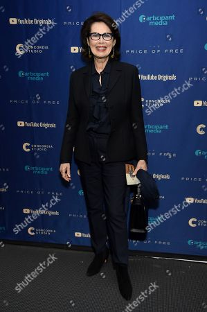 """Editorial image of NY Special Screening of """"The Price of Free"""", New York, USA - 01 Nov 2018"""