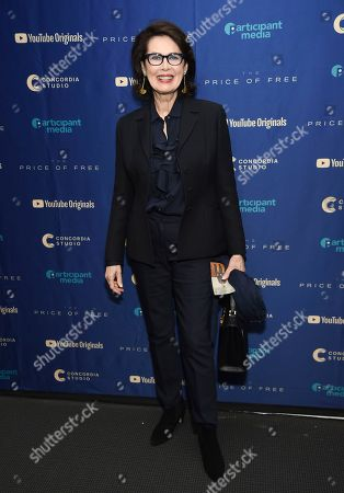 """Editorial photo of NY Special Screening of """"The Price of Free"""", New York, USA - 01 Nov 2018"""