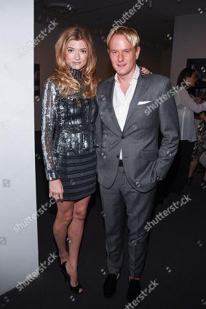 Sophie Sumner and Daniel Benedict