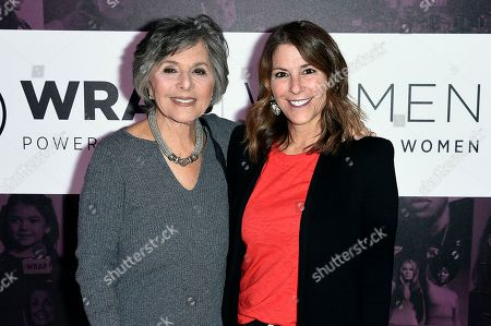 "Barbara Boxer, Nicole Boxer. Barbara Boxer, left, and Nicole Boxer attend TheWrap's ""Power Women Summit"" at the InterContinental, in Los Angeles"