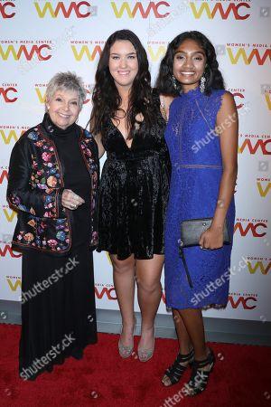 Robin Morgan, Haley Stack, and Neha Madhira