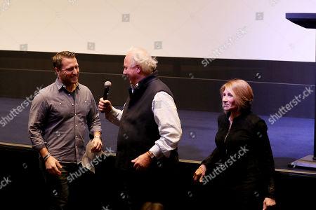 Matthew Heineman (Director), Graydon Carter (Host), Marie Brenner (Exec. Producer)