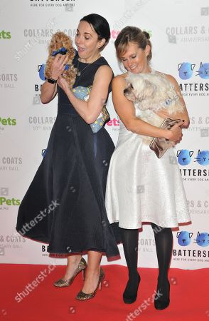 Editorial picture of Collars and Coats Gala Ball, London, UK - 01 Nov 2018