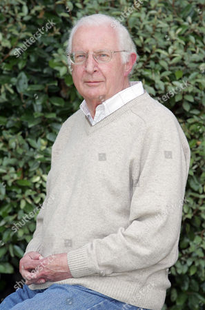 Editorial photo of Dr Michael Irwin at home in Cranleigh, Surrey, Britain - 18 Aug 2009