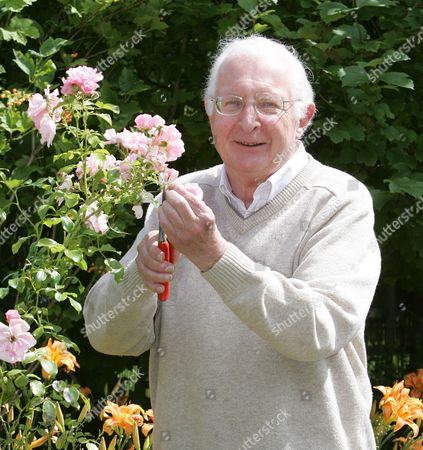 Editorial image of Dr Michael Irwin at home in Cranleigh, Surrey, Britain - 18 Aug 2009