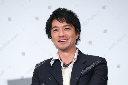 'Ramen Teh' press conference - Takumi Saito
