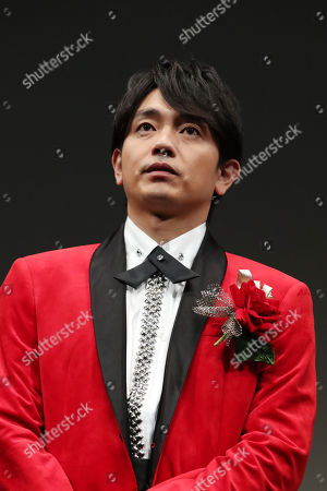 'Jam' press conference - Sho Aoyagi