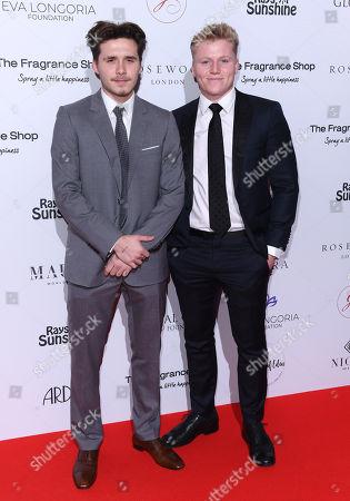 Brooklyn Beckham and Jack Ramsay