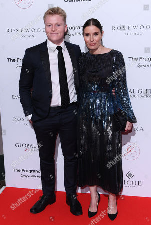Jack Ramsay and Tana Ramsay