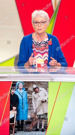 Editorial photo of 'Loose Women' TV show, London, UK - 02 Nov 2018
