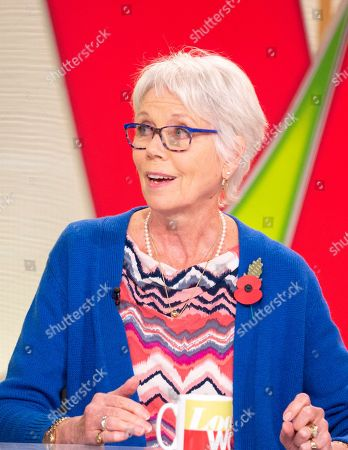 Editorial image of 'Loose Women' TV show, London, UK - 02 Nov 2018