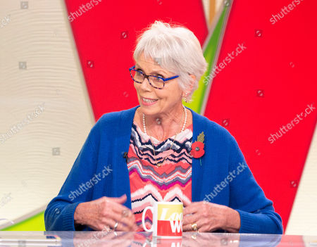 Editorial picture of 'Loose Women' TV show, London, UK - 02 Nov 2018