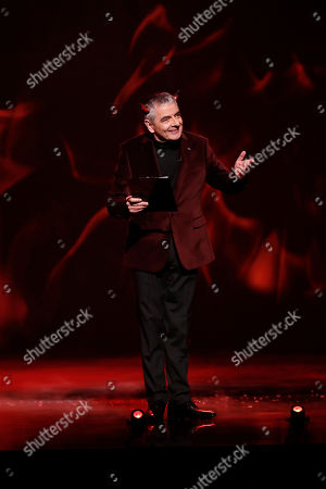 Stock Image of Rowan Atkinson.