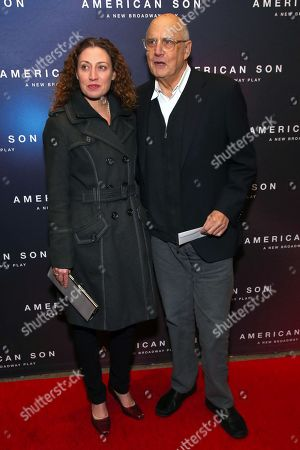Stock Photo of Molly Tambor and Jeffrey Tambor