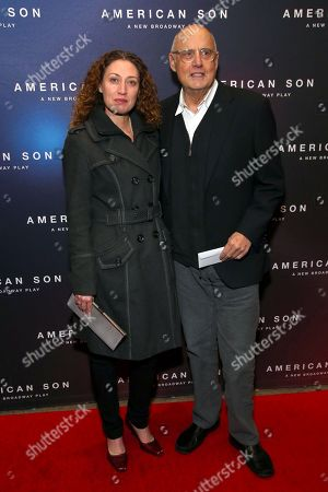Editorial image of 'American Son' Broadway play opening night, Arrivals, New York, USA - 04 Nov 2018