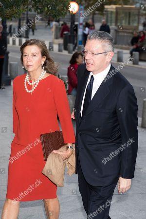 Editorial image of 80th birthday of Queen Sofia, Madrid, Spain - 02 Nov 2018