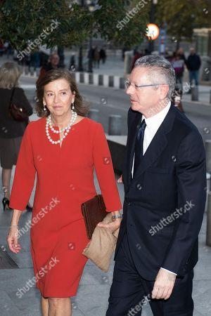 Editorial photo of 80th birthday of Queen Sofia, Madrid, Spain - 02 Nov 2018