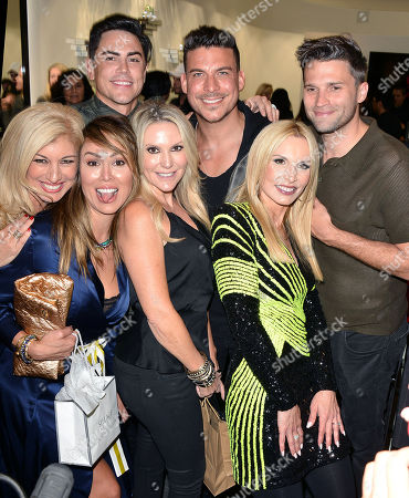 Kelly Dodd, Tom Sandoval, Tom Schwartz, and Jax Taylor