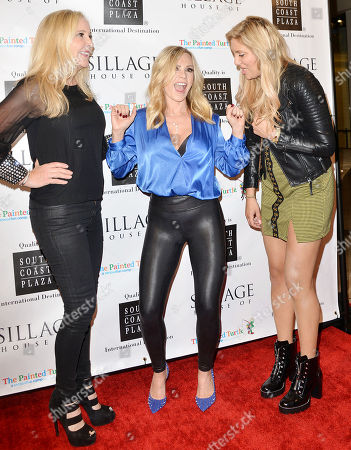 Shannon Beador, Tamra Judge, and Gina Kirschenheiter