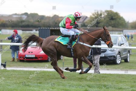 Editorial photo of 03/11/2018., The bet365 Meeting, Wetherby Races - 03 Nov 2018
